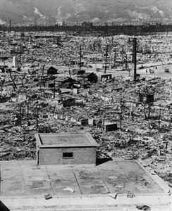 Hiroshima and Nagasaki Bombings