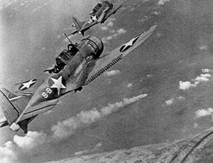 World War II<br/>The Battle of Midway