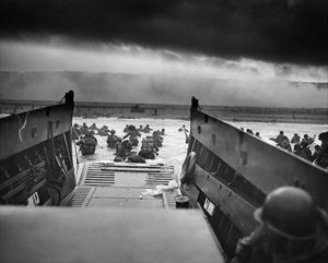 World War II<br/>D-Day
